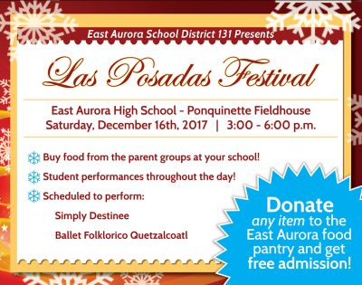 Celebrate Las Posadas December 16 at East High