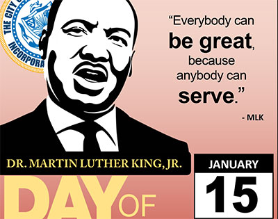 Martin Luther King Jr. Day of Service in Aurora