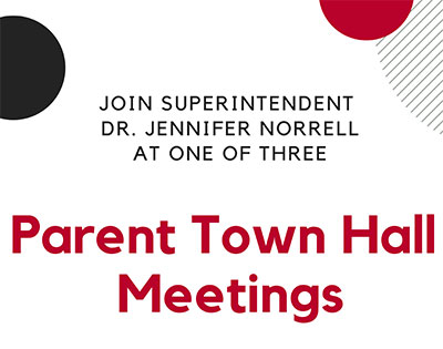 Parent Town Hall Meetings
