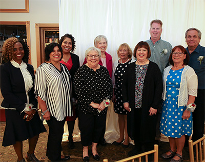 District honors retirees