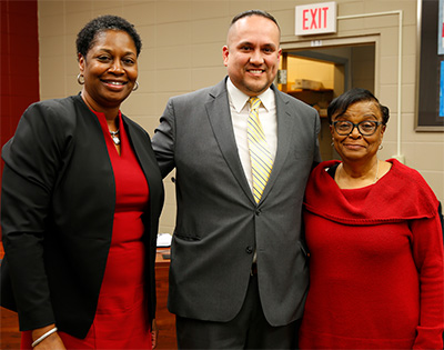 Board welcomes two new members